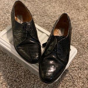 Giorgio Brutini Alligator Shoes